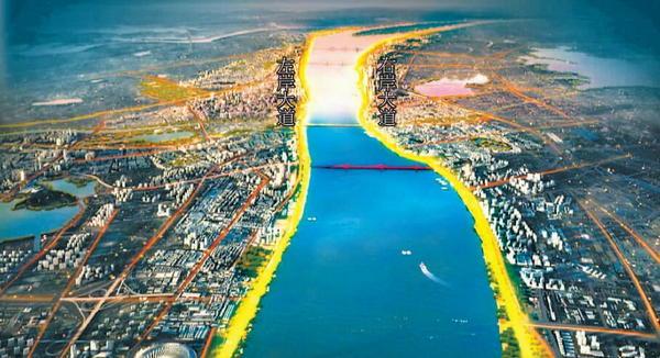 武汉长江新城作为长江主轴的支点 将对标雄安新区