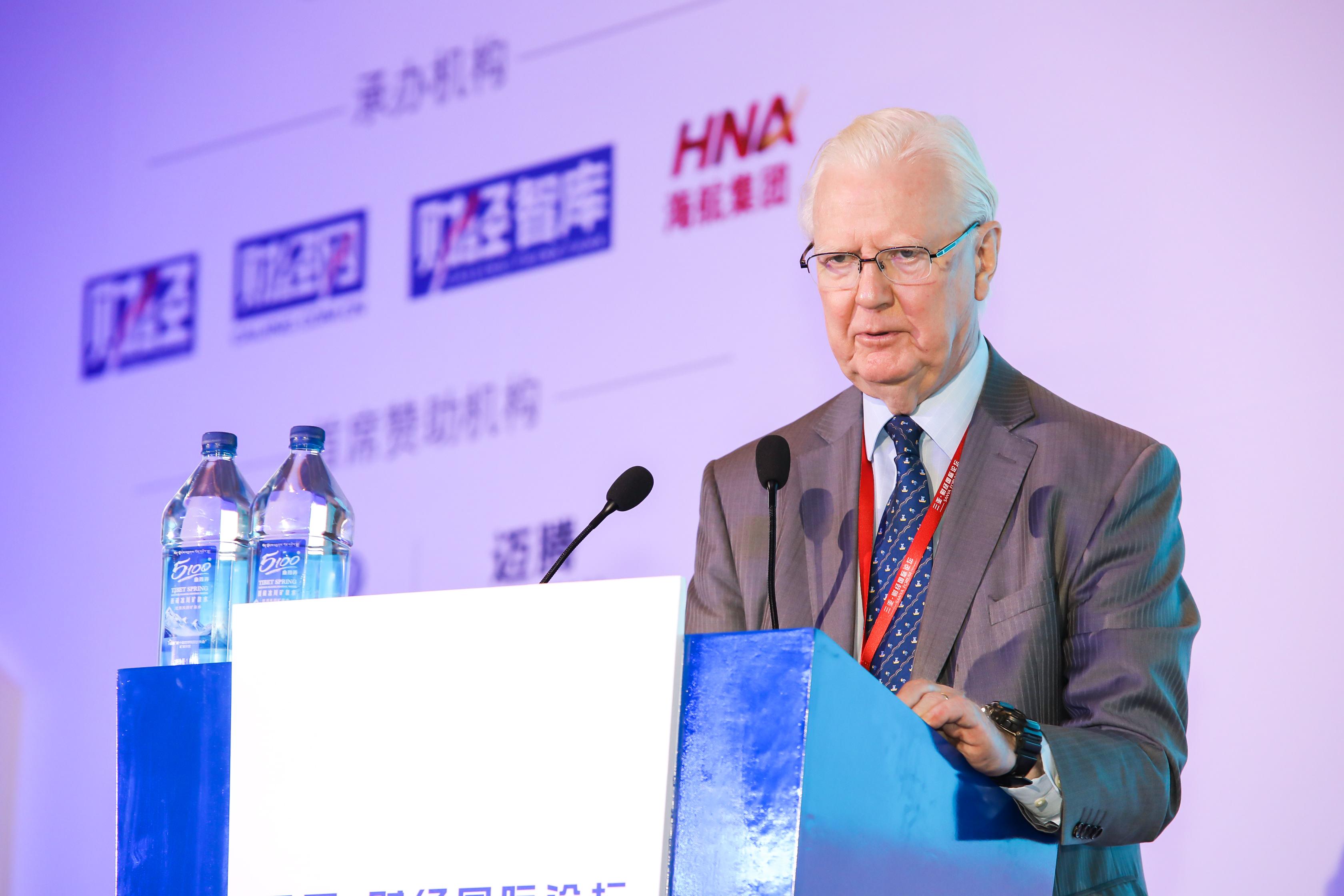 James MIRRLEES:自贸区可能伤害区域外的经济体