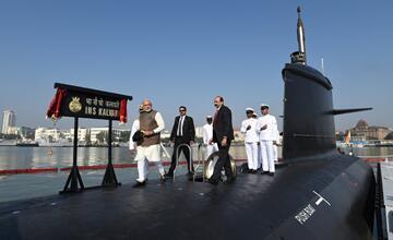 为何印度这款潜艇服役能惊动总理?原因令人意外