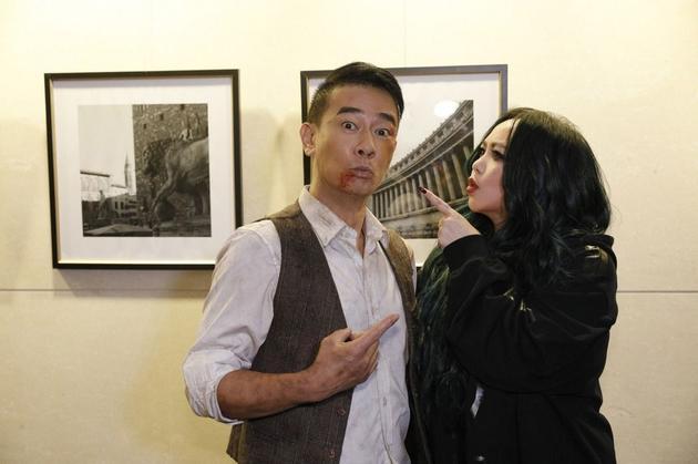 陈小春遭调侃不如Jasper红 大方表示:他已退出娱乐圈
