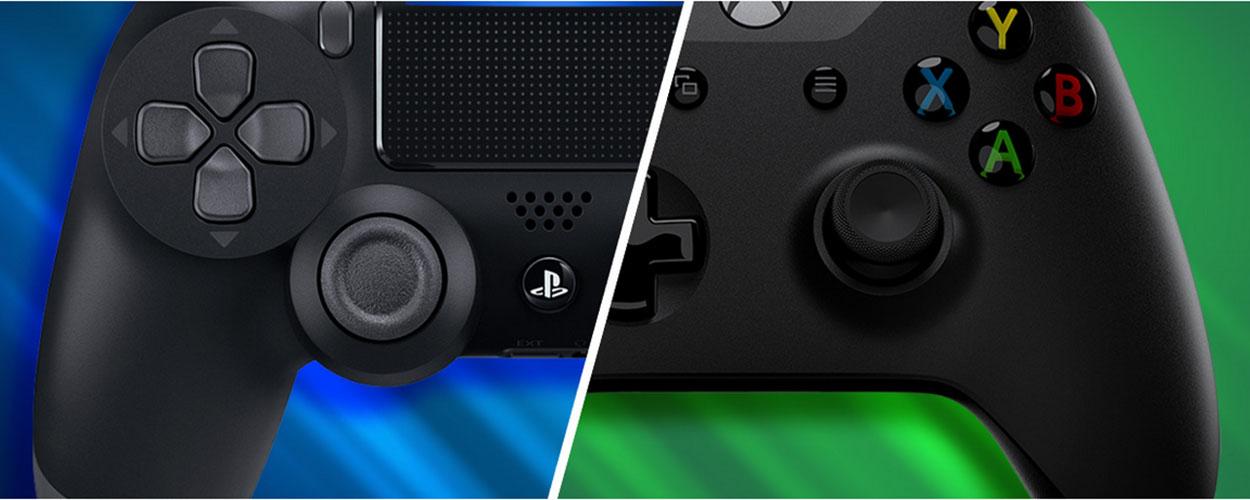 Xbox One vs PS4 Pro:要画面,还是要帧数?