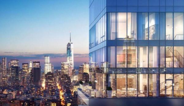 美國稅改第一波衝擊來了:曼哈頓樓價突然跳水(圖)