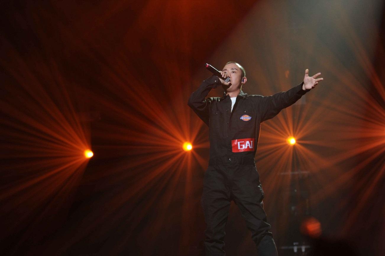 GAI:从嘻哈冠军到全面唱将,在突破中成就传奇