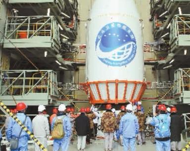 航天梦里寄湘情 走进西昌卫星发射中心的湖南人