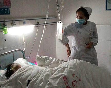 江西一客车发生侧翻事故 已致10人死亡21人受伤