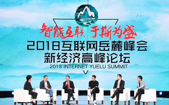 2018岳麓互联网峰会图2