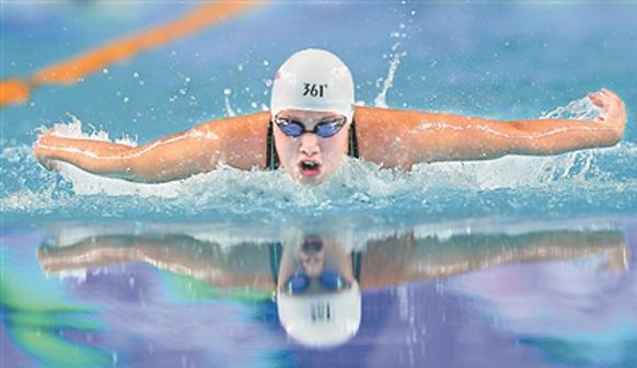 全国游泳冠军赛落幕 中国泳将展望亚运