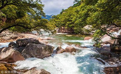 中国旅游日来了!盘点令中国文豪惊叹的锦绣山河