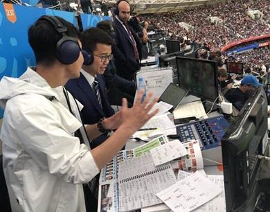 寻找世界杯上西安面孔:刘嘉远