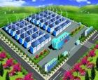 商丘地區最大容量光伏電站阿斯特光伏電站充電試運行成功