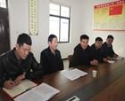 """商丘市公安局交警支队积极开展""""三五""""基层工作日活动"""