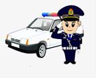 为生命负责 对交通违法行为说不