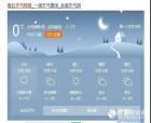 商丘大部分地区今夜有雪,局部暴雪!
