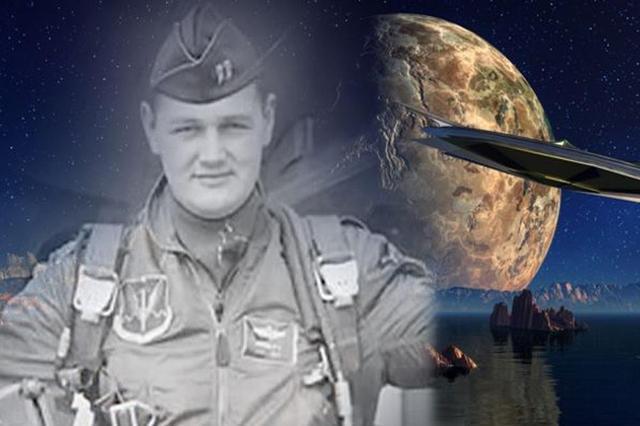 美空军亲眼看见外星人抢修UFO过程,目击者达百人