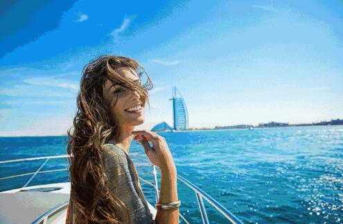 迪拜 风景区da图片