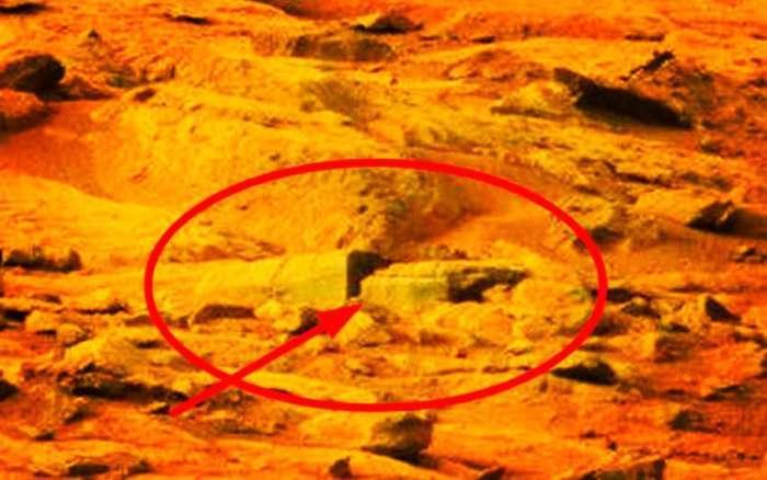 NASA发布了火星一张最新照片 网友讨论炸了(组图)