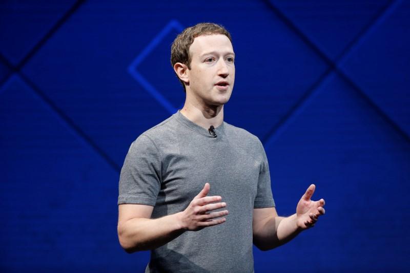 """扎克伯格公布2018新年目标:""""整顿""""Facebook"""