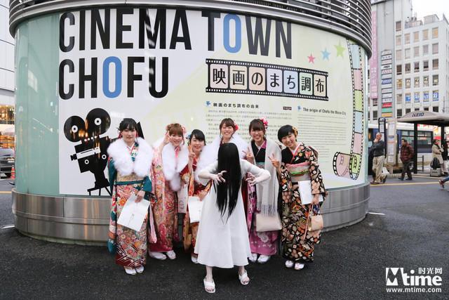 《午夜凶铃》贞子成年!出席活动纪念电影上映20周年