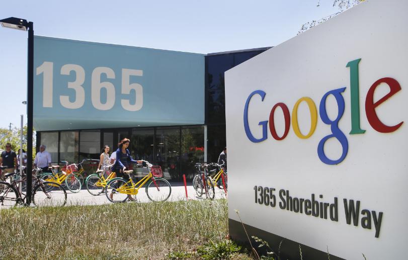 谷歌员工自行车被当成公共服务 每周丢失250辆