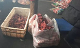 驴肉火烧之乡用猪肉马肉充当驴肉 大量运往北京