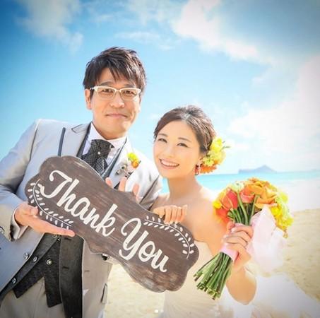 PIKO太郎小15岁娇妻宣布怀孕 婚戒仅要价1200块