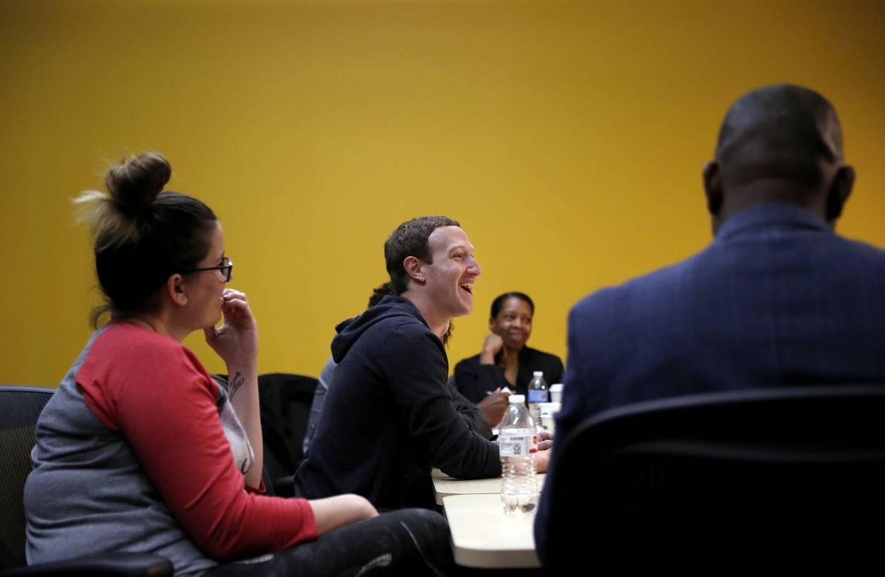扎克伯格要整顿Facebook 但愿意牺牲营收拯救用户吗?
