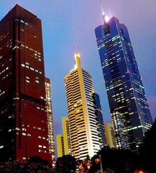 广州甲级办公楼去年租金增幅位列一线城市之首