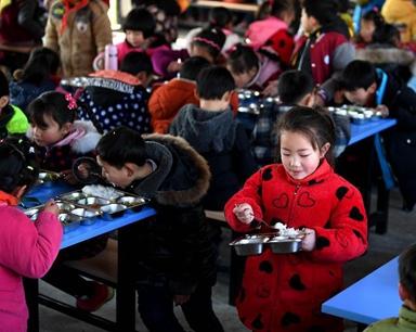 安徽:免费营养餐覆盖学生超150万