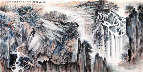名家风采:品读刘兆平水墨画艺术
