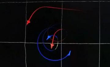 歼-10B战斗机飞行模拟器曝光 展示格斗训练画面