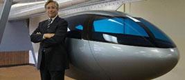 中国地铁惨遭淘汰?美国发明飞行胶囊,全程只需几毛钱