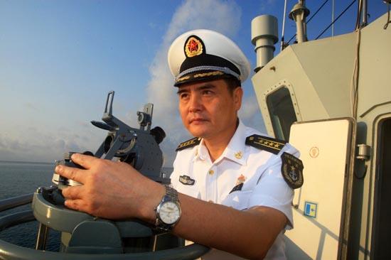 导弹--海军3位一线少将履新 同为舰队指挥官