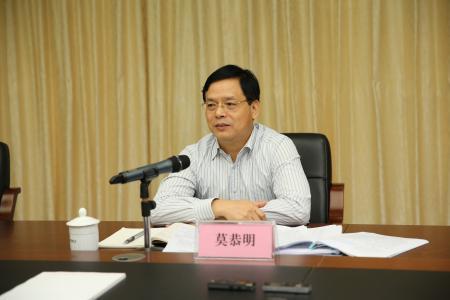 王赋、莫恭明任重庆市委常委