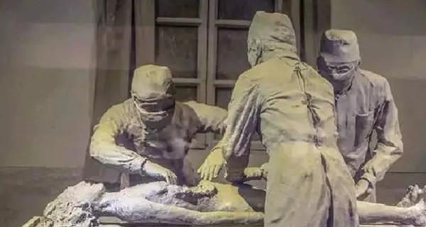 人体实验这样展开 日本电视台再次自揭731部队罪行