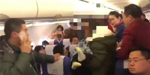 飞机返航救晕厥女孩 网友:南航人情味十足!为全体机组人员点赞!