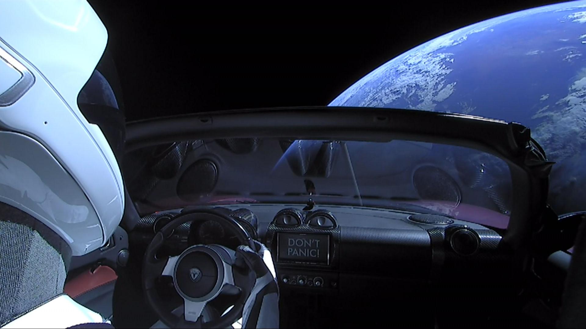 """""""钢铁侠""""马斯克除了让特斯拉上太空 还启发了这种旅行方式"""