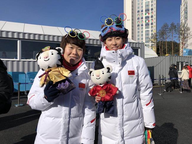 平昌冬奥开幕式中国代表团20时许第65个入场