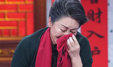 55岁王姬登上春晚舞台