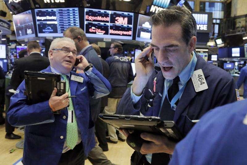 美股股指全线大涨 标普现18个月来最大两日涨幅