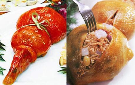《舌尖上的中国》第三季 江南名菜八宝葫芦鸭 是家宴上的重头菜