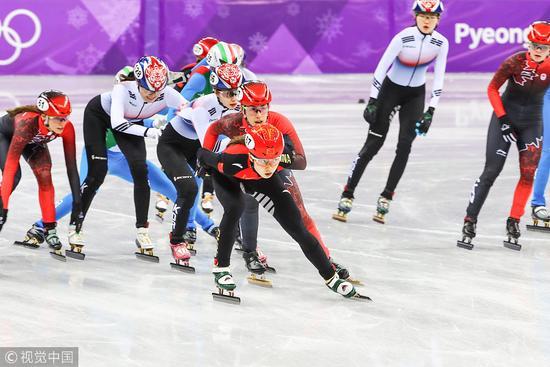 众说短道争议犯规:范可新是本能 韩国队善用规则