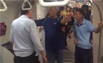 新加坡男子辱骂华人