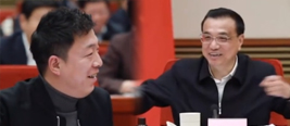 黄渤进中南海参加座谈 总理说别背台词有话就直说