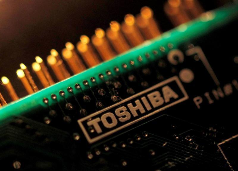 等待中国监管部门批准 东芝芯片出售交易最迟6月完成