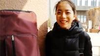 台湾美女只身来京艺考:很远但值得