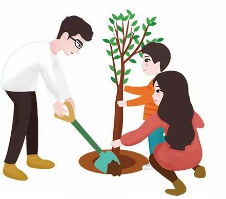 2018植树节图片大全