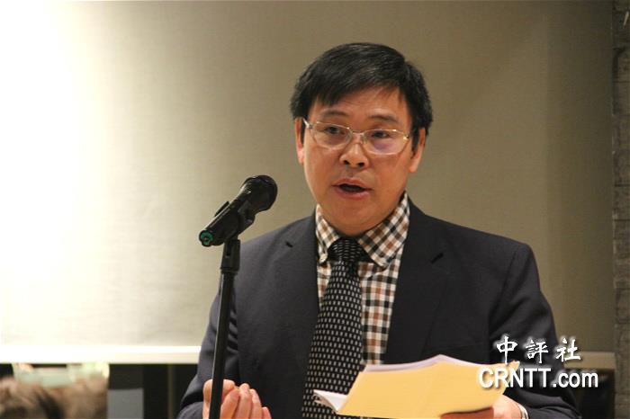 香港中联办台务部与居港台胞社团负责人座谈
