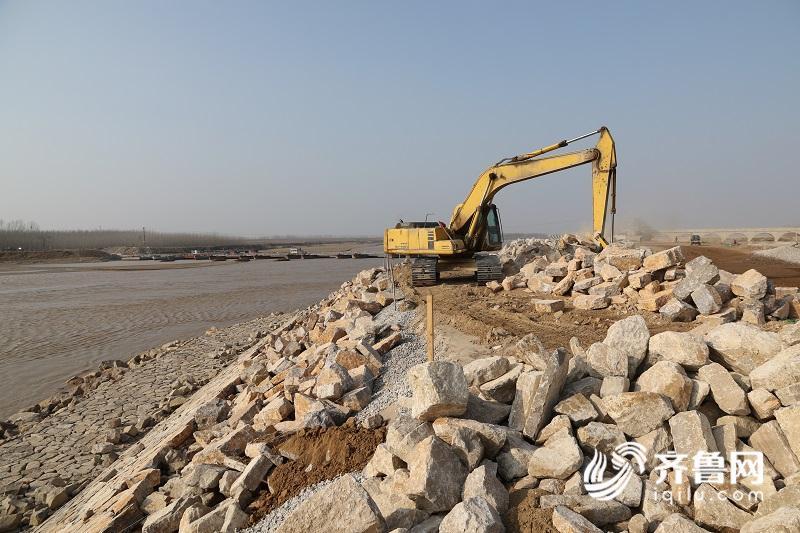 彩票娱乐平台送彩金:山东:黄河26个在建工程项目全面复工