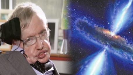 霍金生前最后录影:亲自解释宇宙大爆炸