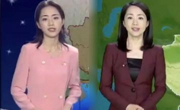 《天气预报》主持人杨丹被誉为冻龄女神